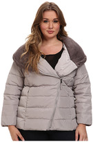 Jessica Simpson Plus Size JOFWD771 Coat