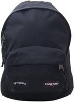 Vetements Eastpak Canvas Backpack