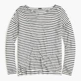J.Crew 10 percent deck T-shirt in stripe
