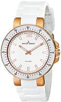 Jacques Lemans Unisex 1-1709Q Milano Analog Display Quartz Watch
