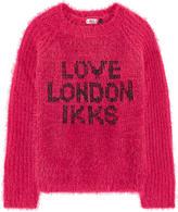 Ikks Fancy knit sweater