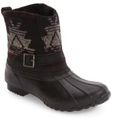 Chooka Women's Step-In Heritage Waterproof Duck Boot