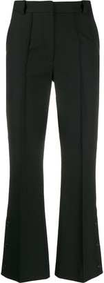 Rokh Kick Flare Tailored Trousers