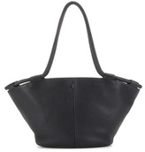 The Row Market 20 Leather Tote
