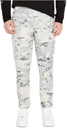 Avirex Men Snow Camo Cargo Pants