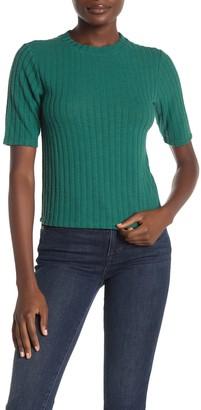 Abound Short Sleeve Cozy Rib T-Shirt