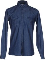 Brancaccio C. Denim shirts
