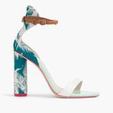 J.Crew Sophia WebsterTM for Nicole block heels
