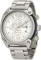 Diesel Men's Overflow DZ4203 Stainless-Steel Quartz Watch