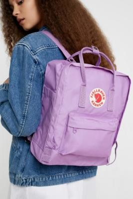 Fjallraven Kanken Orchid Backpack - Purple ALL at Urban Outfitters