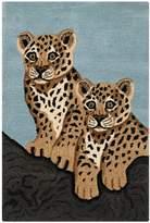 Safavieh Leopard Cubs Rug