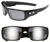 Oakley Men's 'Crankshaft' 60Mm Sunglasses - Black