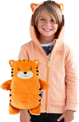Cubcoats Tomo 2-in-1 Stuffed Animal Hoodie