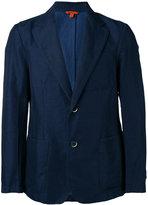 Barena two button blazer - men - Cotton/Linen/Flax - 46
