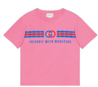 Gucci Children's Gucheese T-shirt