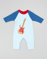 cachcach Garage Band Playsuit, 3-9 Months