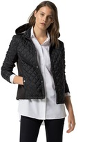 Tommy Hilfiger Final Sale-Quilted Hooded Jacket