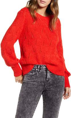 Only Lucy Pointelle Sweater