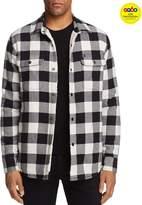 Obey Buffalo Plaid Sherpa Shirt Jacket - GQ60, 100% Exclusive