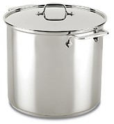 All-Clad Stainless Steel 16-Quart Stock Pot