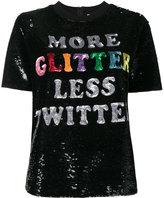Ashish More Glitter sequin top