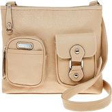 Rosetti Ready to Roll Top-Zip Crossbody Bag