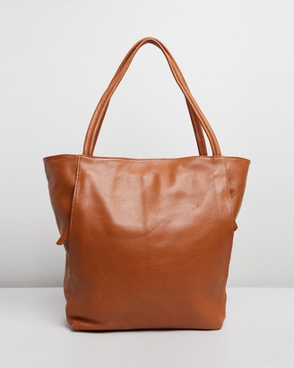Bee Women's Brown Leather bags - Kirkby - Size One Size at The Iconic