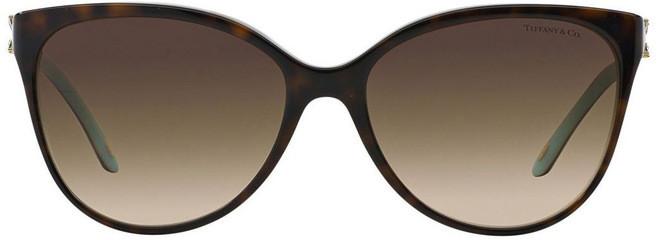 Tiffany & Co. TF4089B 357726 Sunglasses Tortoise