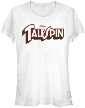 Fifth Sun Women's TaleSpin Logo Spin Short Sleeve T-shirt