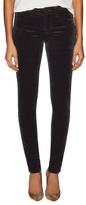 J Brand Cotton Velvet Super Skinny Jean
