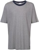 Saint Laurent loose fit nautical T-shirt