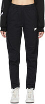 Thumbnail for your product : Nike Black Woven Sportswear Lounge Pants