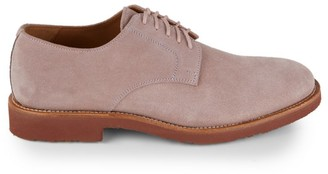 Aquatalia Neal Suede Oxford Shoes