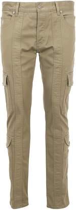 Balmain Cargo Skinny Fit Pants