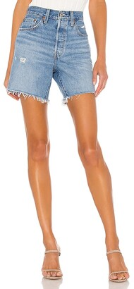 Levi's 501 Mid Thigh Short. - size 23 (also
