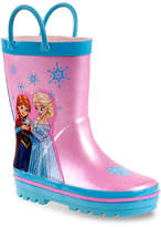 Disney Girls Frozen Toddler Rainboot