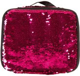 Fashion Angels Magic Sequin Lunch Tote - Pink Silver