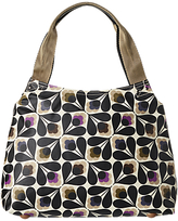 Orla Kiely Sycamore Print Shoulder Bag, Multi