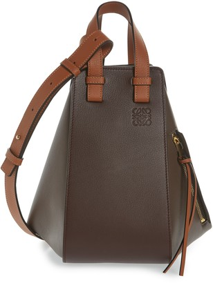 Loewe Small Hammock Leather Hobo