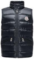 Moncler Gui Down Puffer Vest, Size 8-14