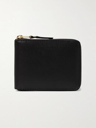Comme des Garcons Zip-Around Leather Wallet