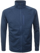 The North Face Canyonland Full Zip Jumper Blue