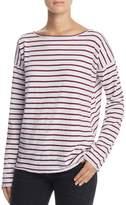 Rag & Bone Dakota Striped Long Sleeve Tee