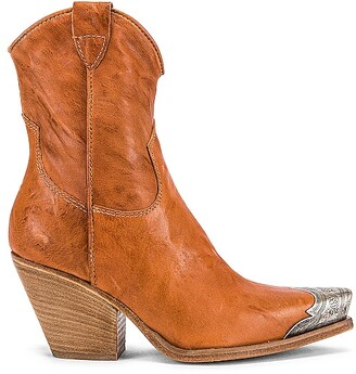 Free People Brayden Western Boot