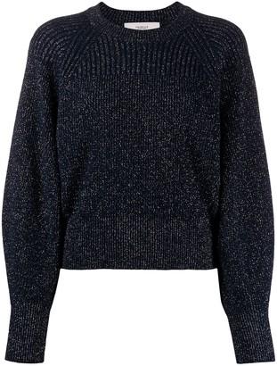 Pringle Blouson-Sleeved Sweater