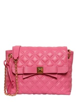 The Large Quilted Leather Shoulder Bag