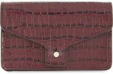 Claudie Pierlot Maroquinerie leather card holder