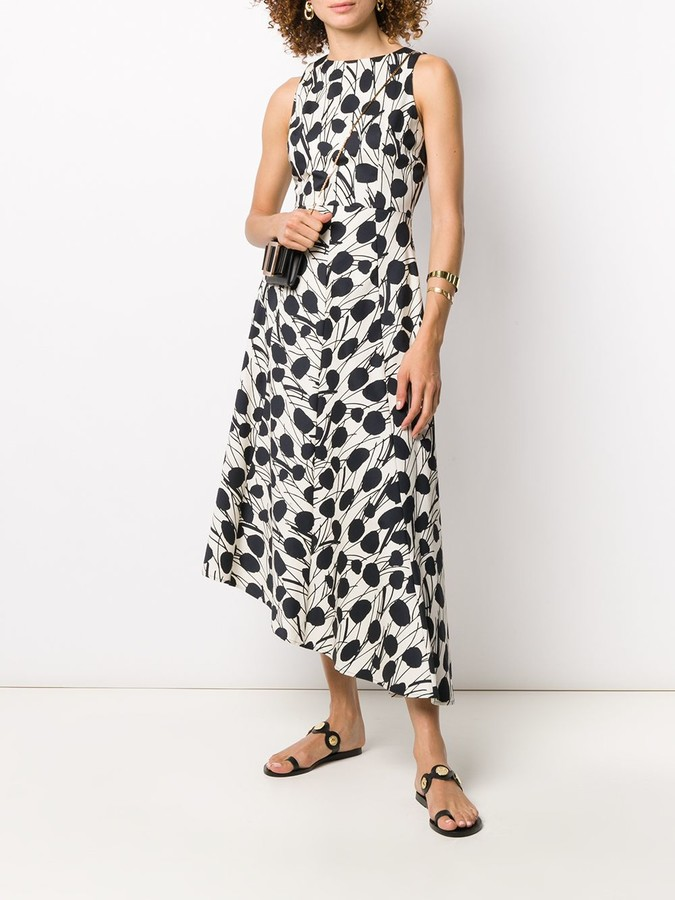 Thumbnail for your product : La DoubleJ Pina floral print dress