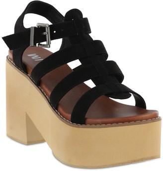 Mia Platform Block Heel Sandals - Vinita