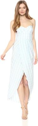 Amanda Uprichard Women's Jana Strapless Dress